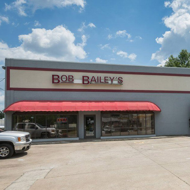 Bob Bailey's Appliance Showroom